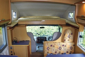 Corde Model Page 2 Toyota Camroad Motorhomes